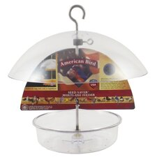 American Bird Seed Saver Multi-Use Feeder