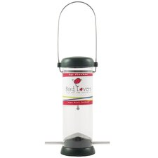 Bird Lovers 6 Port Nyjer Bird Feeder