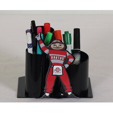 Ohio State University Mascot Desktop Pencil Holder