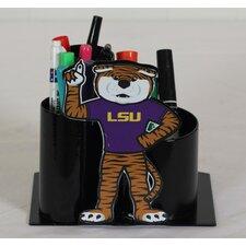 Louisiana State University Mascot Desktop Pencil Holder