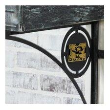 University of Missouri Collegiate Logo Decorative Mailbox Bracket