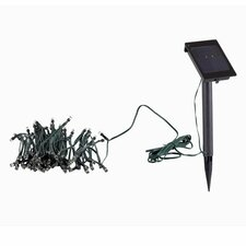 Yard & Beyond Solar 100 LED String Light