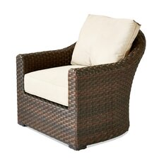 Breakers Woven Club Chair with Cushion