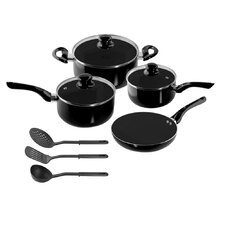 Carbon Steel Nonstick 10 Piece Cookware Set