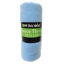 Ultra Soft Fleece Throw Blanket