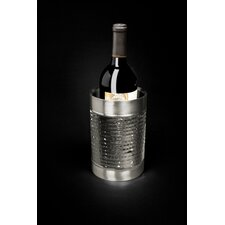 Hammered Wine Cooler/Wine Chiller/Double Walled Wine Bucket