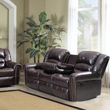 Nailhead Reclining Sofa