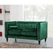 Green Tufted Back Sofas Wayfair