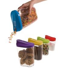 Food Storage Container & Lid (Set of 5)
