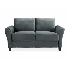 Westin Rolled Arm Loveseat