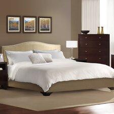 Magnolia Panel Bed