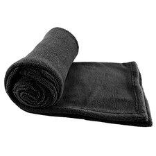 Zip Up Pillow Coral Fleece Blanket