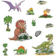 Dinosaurs Themed Wall Decal