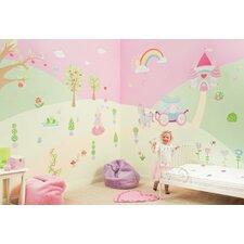 Princess Room Make Over Kit Wall Decal