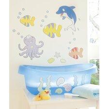 Undersea Adventure Nursery and Bedroom Wall Decal