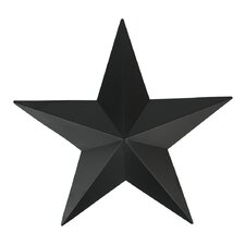 Country Rustic Star Indoor and Outdoor Wall Decor