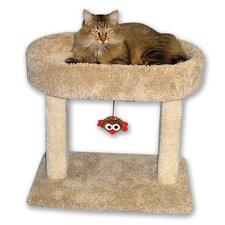 "21"" Kitty Cradle Cat Condo"