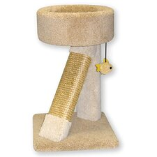 Angeled Scratching Post