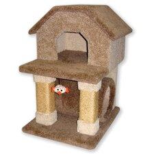 "34"" Kitty Comfort Inn Cat Condo"