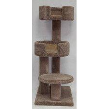 "48"" Kitty Cuddle Tower Cat Tree"