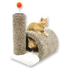 """17"""" Kitty Barn Cat Condo"""