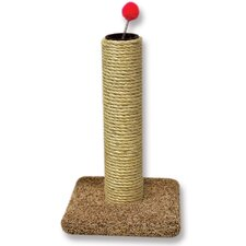 Sisal and Carpet Scratching Post