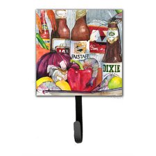 New Orleans Beers and Spices Wall Hook