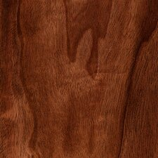 """Valley Forge 5"""" x 51"""" x 12mm Tile Laminate in Brazilian Mahogany"""