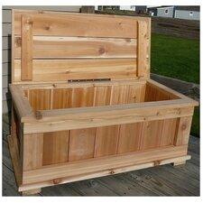 Premium Quality Indoor/Outdoor Cedar Storage Bench