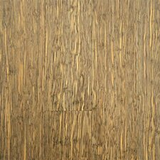 "ColorFusion 4-3/4"" Engineered Bamboo Hardwood Flooring in Sand Storm"
