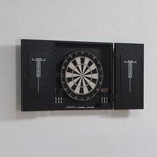 Dart Board Cabinet Set