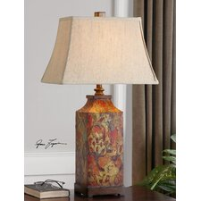 """Merrell 32"""" H Table Lamp with Rectangular Shade"""