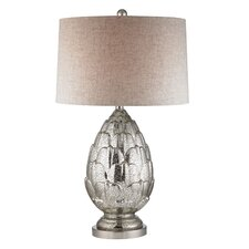 """Artichoke LED 29"""" H Table Lamp with Drum Shade"""