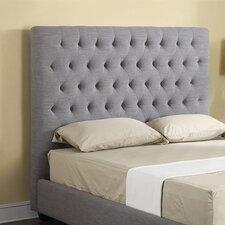 Tufted Platform Bed