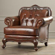 Smith Leather Armchair