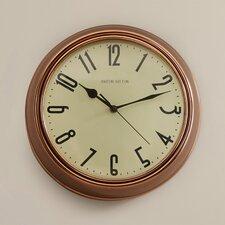 "Biddle 12"" Wall Clock"