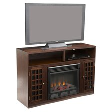 Dericote TV Stand with Electric Fireplace