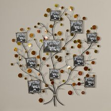 McGinty Family Tree Picture Frame Wall Decor