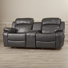 Lond Double Glider Reclining Loveseat