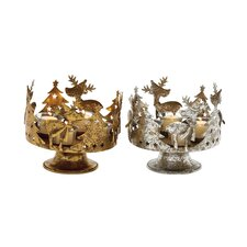 Metal Votive (Set of 2)