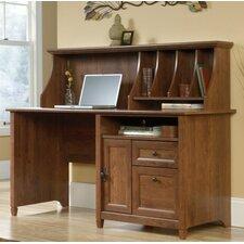 Leverette Computer Desk with Hutch