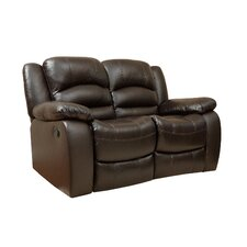 Leather Reclining Loveseats Amp Sofas Wayfair