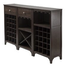 Ancona 44 Bottle Wine Cabinet