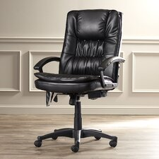 Claude Leather Massage Executive Chair