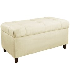 Regal Upholstered Storage Bedroom Bench