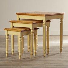 Elmira 3 Piece Nesting Table Set
