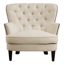 Celine Flour Upholstered Arm Chair