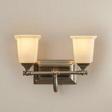 Gorste 2 Light Bath Vanity Light