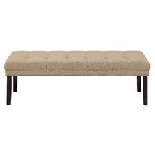 Bexley Tufted Upholstered Storage Kitchen Bench