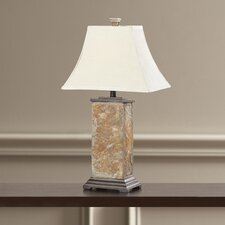 "Leynham 29"" H Table Lamp with Bell Shade"